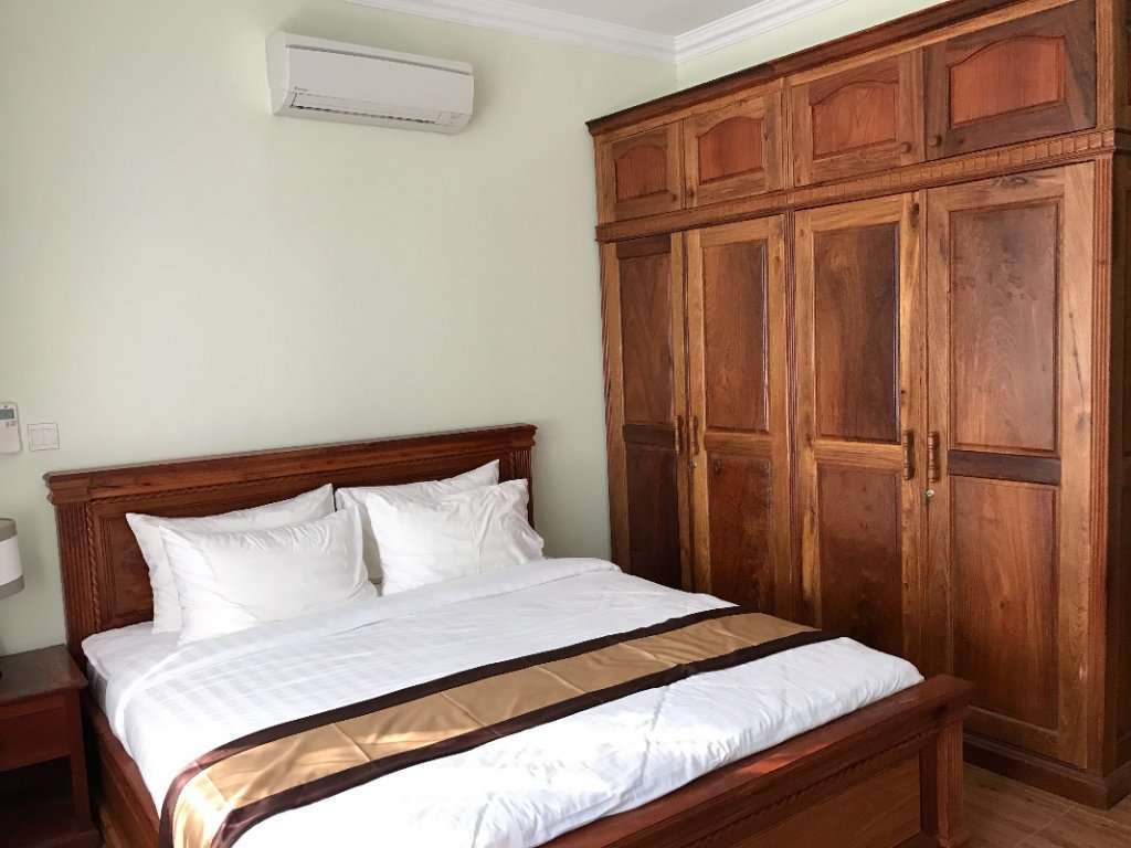 1 bedroom modern style apartment in siem reap for rent $750 per month ID A-124
