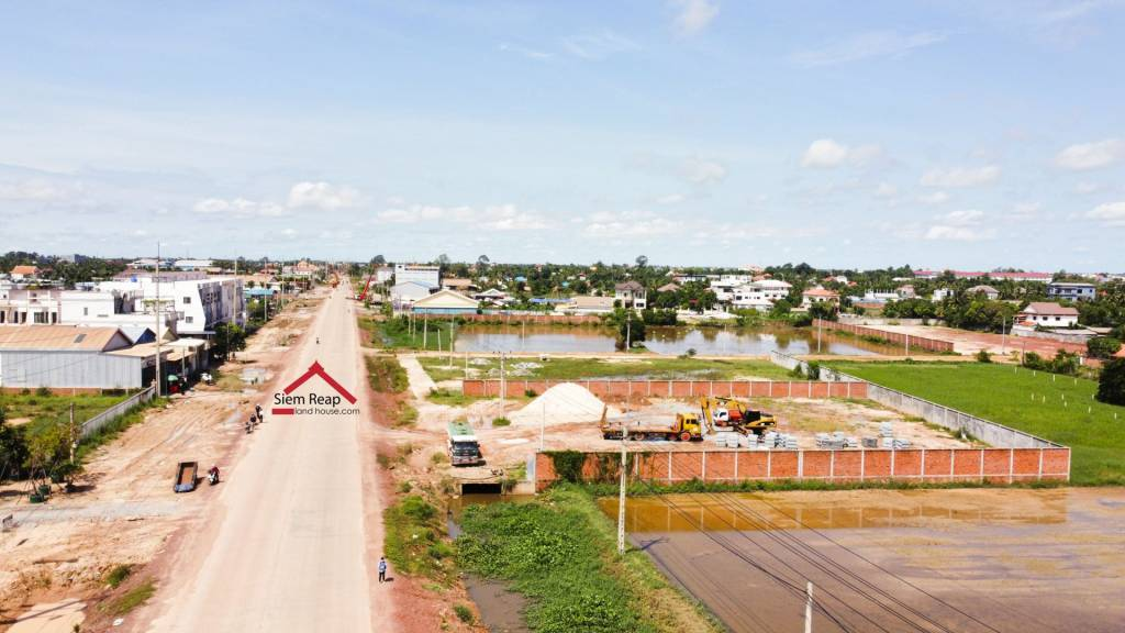 Commercial land on Krovat Krong for sale