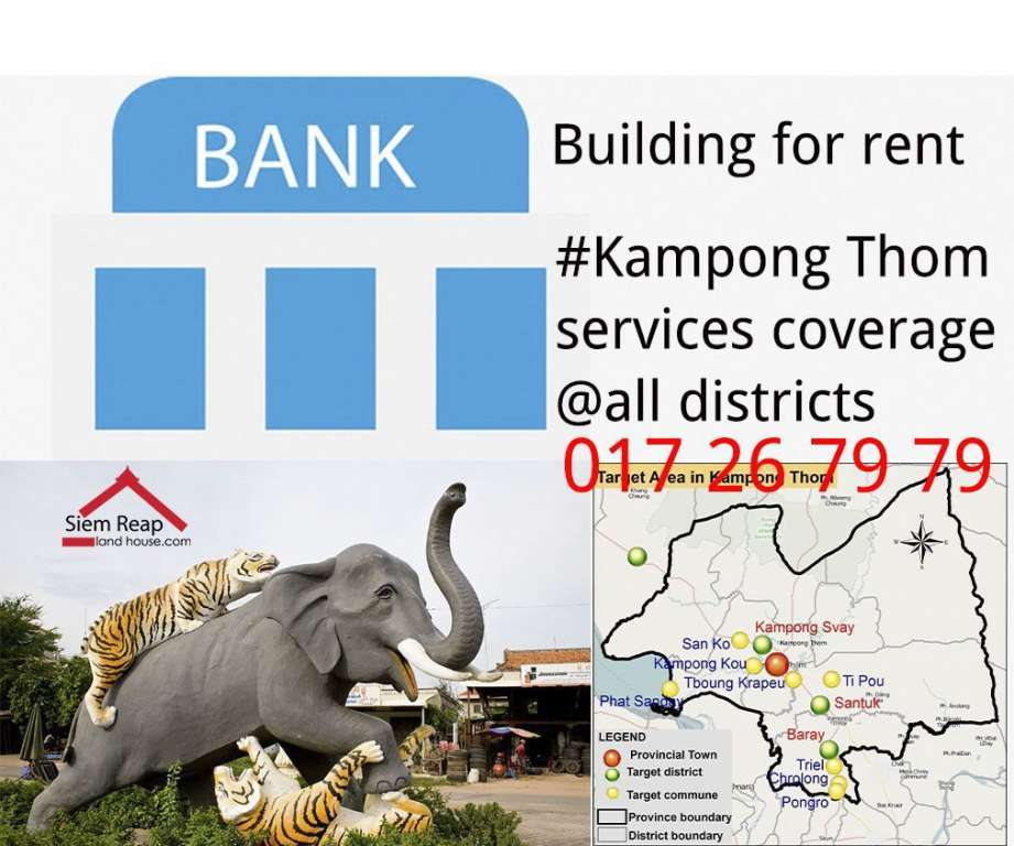Sangkom Thmei  District Preah Vihear Province