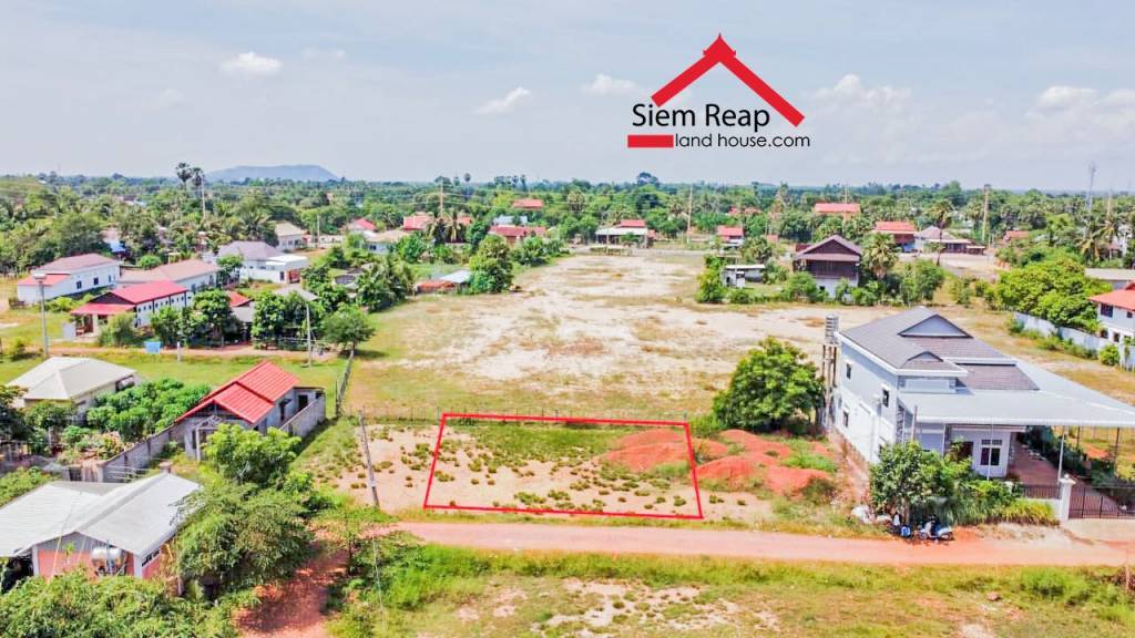 Land 383sq.m on selling 45,000USD (negotiation)