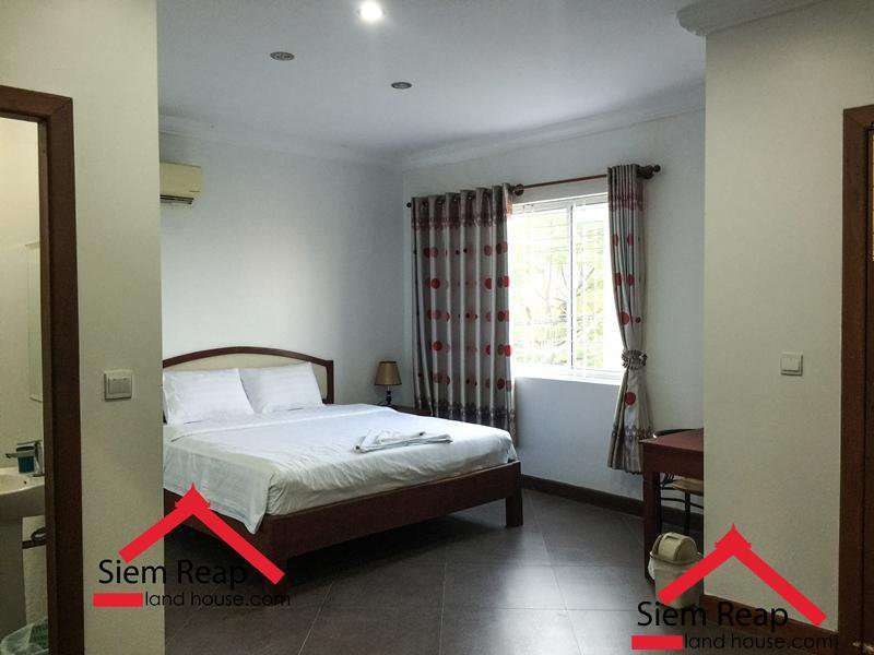 Modern and conveniences unit 1 bedroom for rent in siem reap ID: A-188 $400