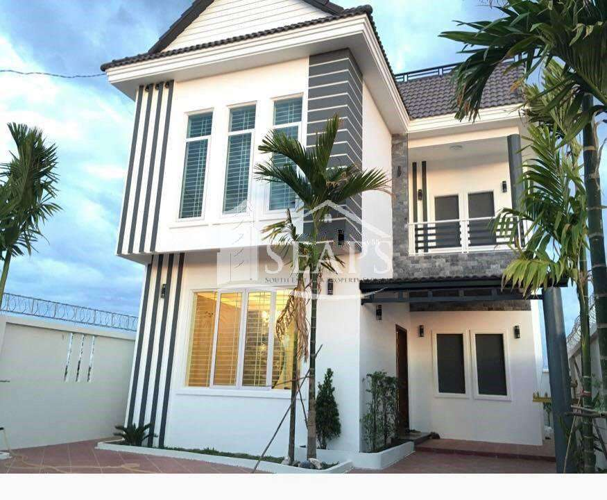VILLA FOR RENT -  SVAY DONGKUM - SIEM REAP