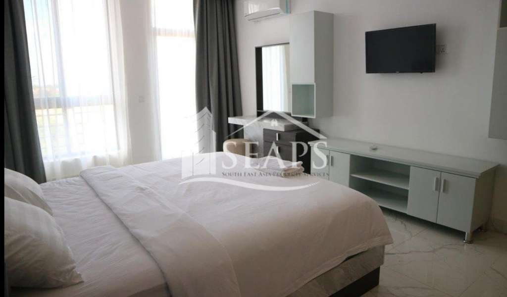 TWO BEDROOMS APARTMENT - FOR RENT - SVAY DANGKOM  -  SIEM REAP