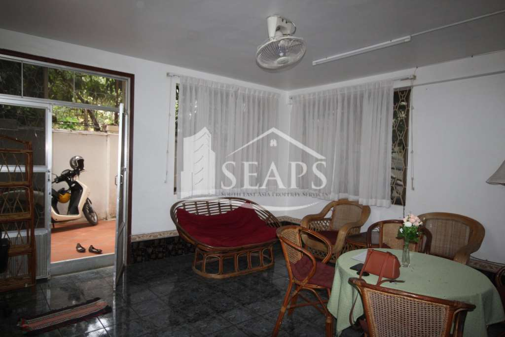 NATURAL LIFE STYLE APARTMENT AVAILABLE IN TONLE BASSAC AREA