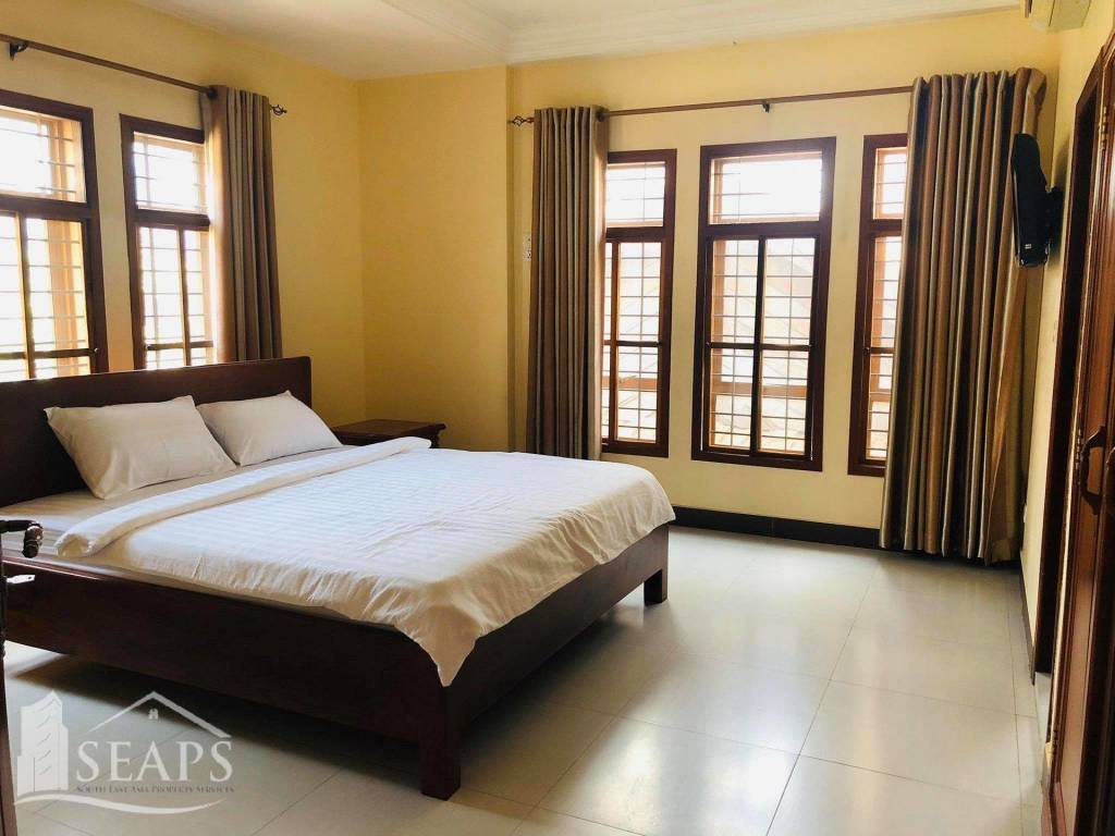 2 BEDROOMS APARTMENT AVAILABLE FOR RENT IN TOUL TOMPONG