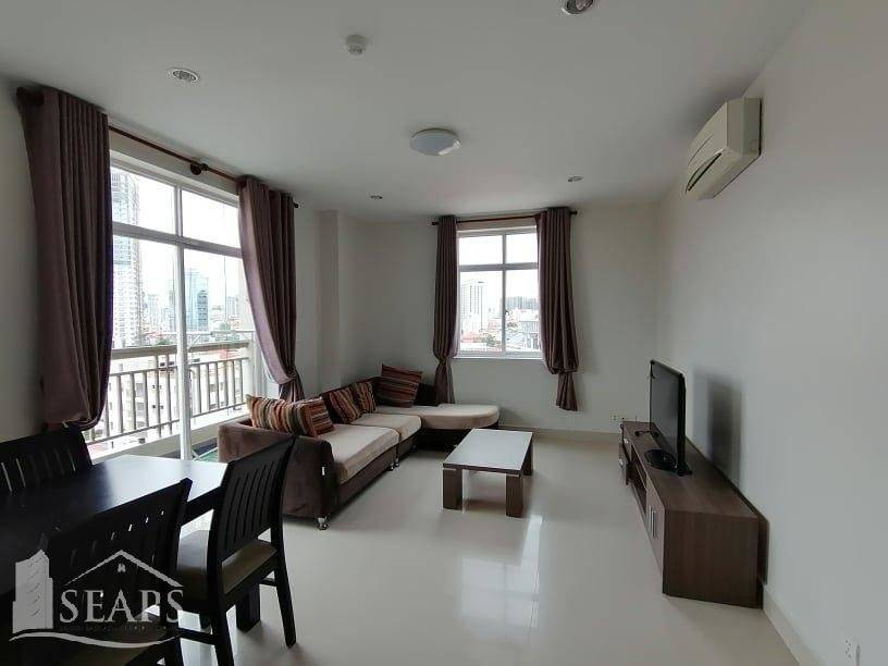 1 BEDROOM SERVICE APARTMENT FOR RENT