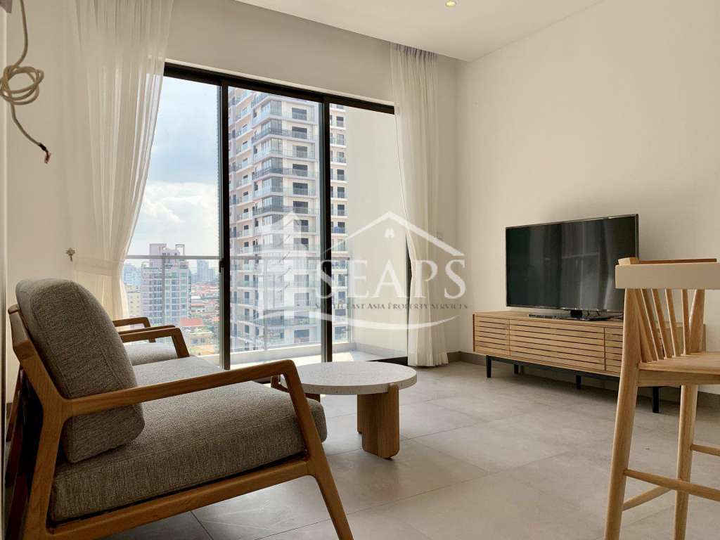 BRAND NEW 1 BEDROOM CONDO - WAITING FOR YOU  - IN BKK1