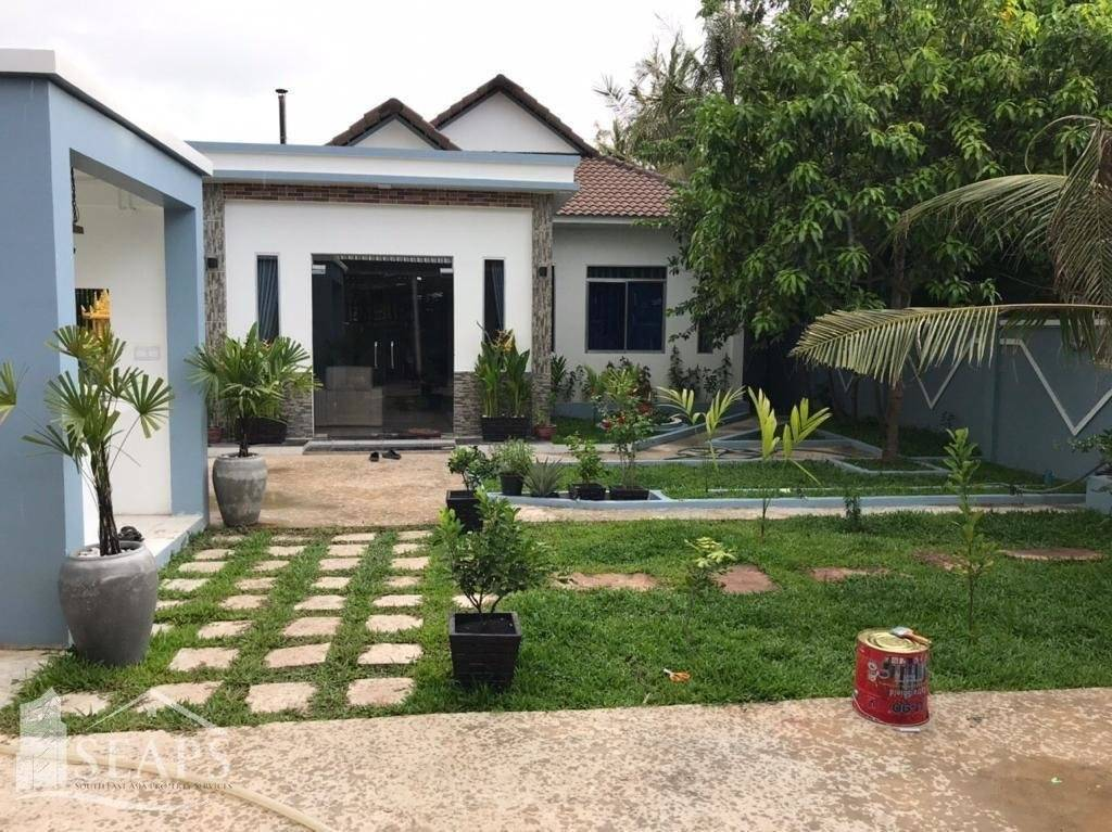 2 BEDROOMS MODERN VILLA HOUSE FOR SALE - SVAY DONGKUM AREA