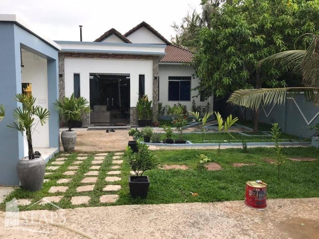 出售 别墅 Siem Reap Svay Dankum
