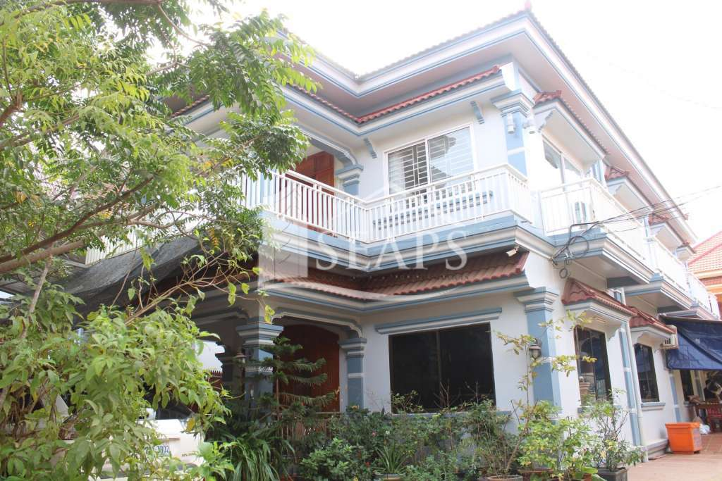 House For Rent in Wat Svay Village