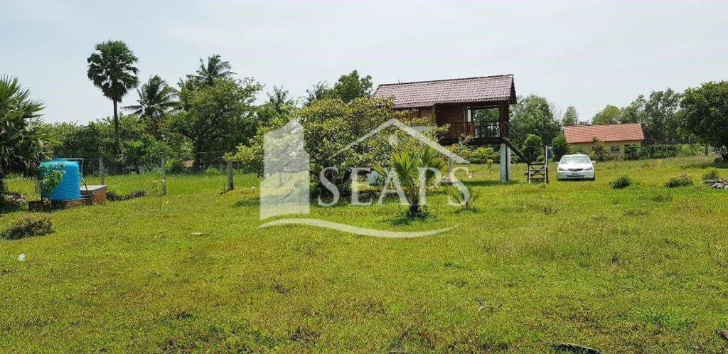 LAND FOR SALE - KAMPOT - HARD TITLE