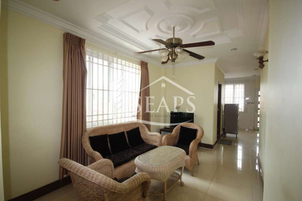 ONE BEDROOM APARTMENT FOR RENT IN BKK1