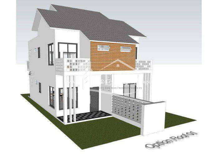 OFF PLAN VILLA - FOR SALE
