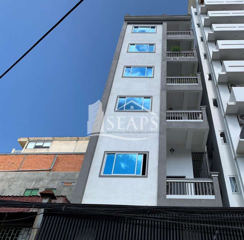 7 FLOOR RESIDENTIAL BUILDING - FOR RENT -BKK 3
