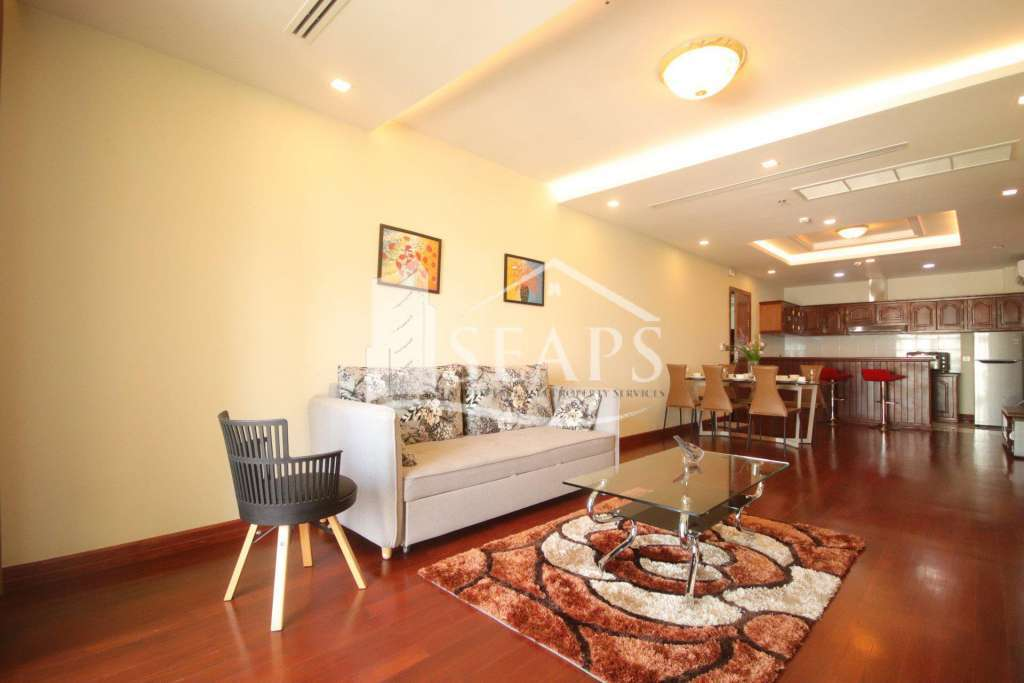 BEAUTIFUL 2 BEDROOMS APARTMENT FOR RENT WITH ROOFTOP SWIMMING POOL
