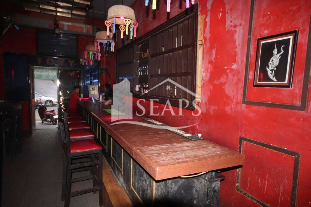 CHEAP BAR - QUICK SALE - WAT PHNOM