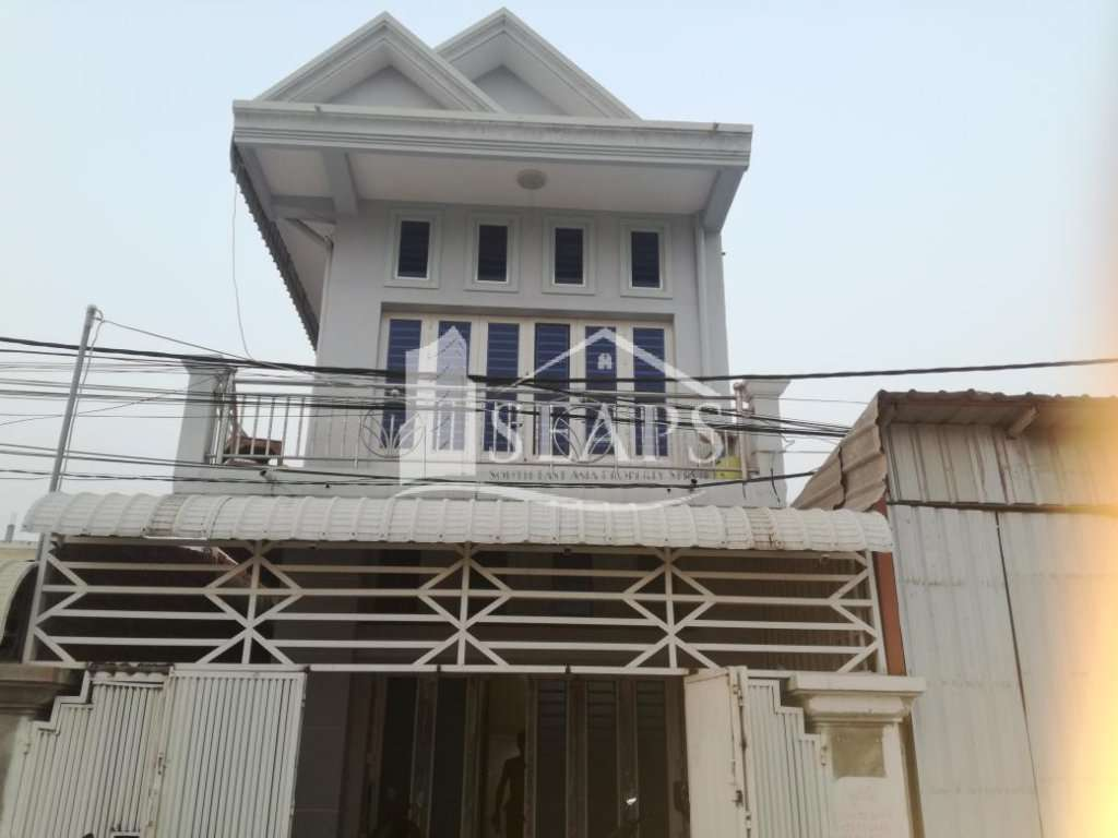 WHOLE BUILDING FOR SALE VERY URGENT LOCATED VENG SRENG BLVD