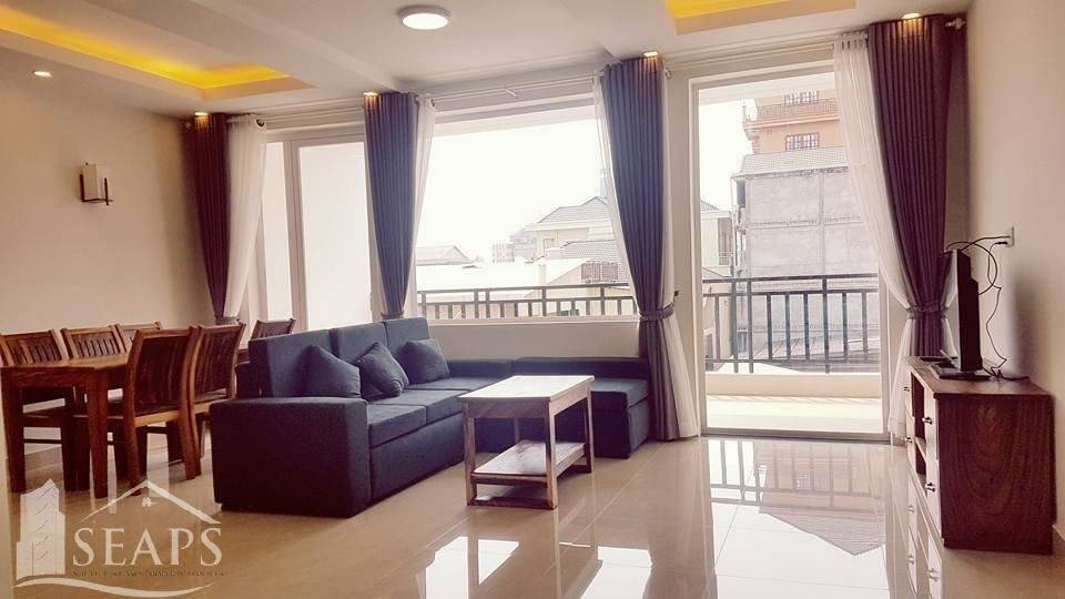 2 BEDROOM APARTMENT FOR RENT IN TOUL TOMPOUNG