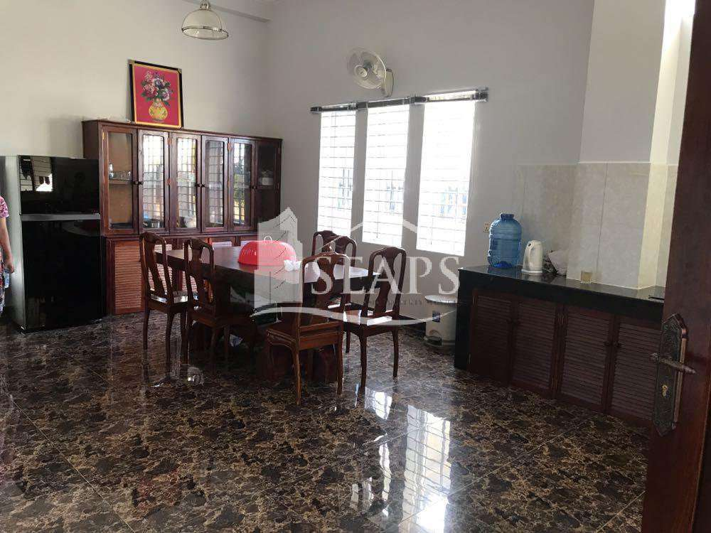 HOUSE FOR RENT -   SLA KRAM - KROVAT KRONG ROAD - SIEM REAP