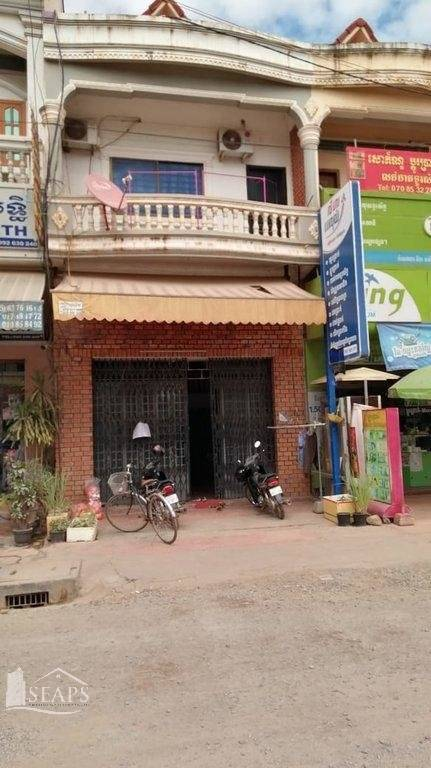 Rental Shophouse Siem Reap