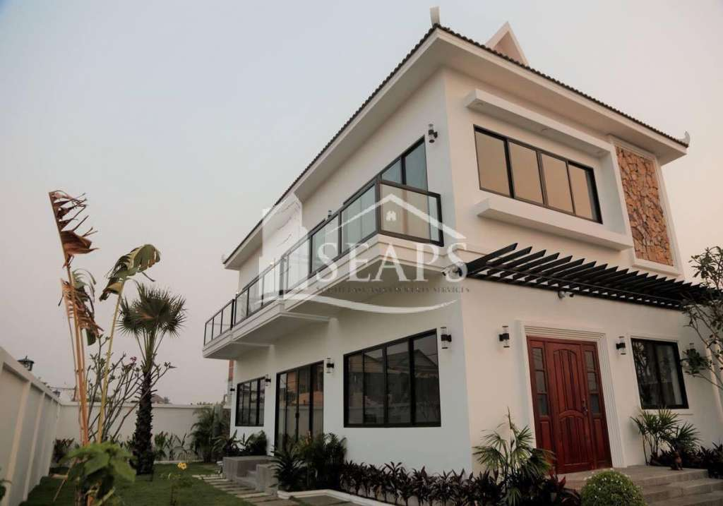 3 BEDROOM VILLA - FOR SALE - SVAY DANGKUM - SIEM REAP