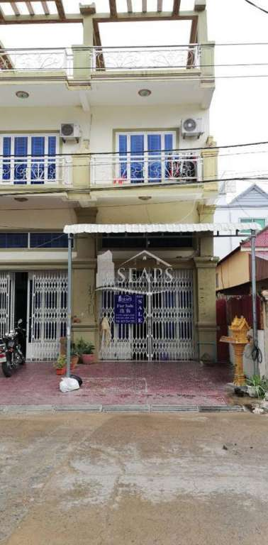 NICE TOWNHOUSE FOR SALE - SEN SOK