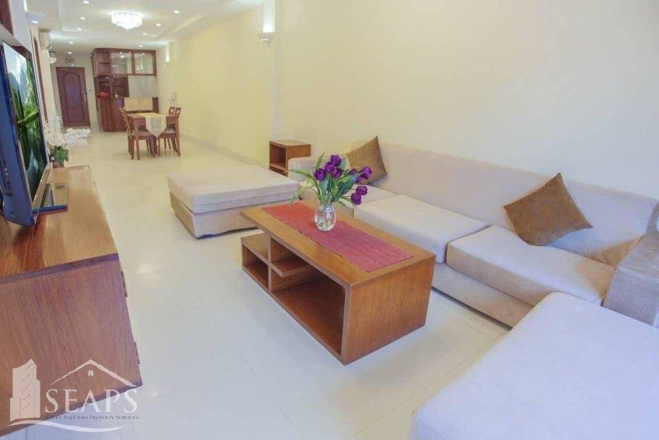 2 BEDROOMS APARTMENT AVAILABLE FOR LEASE  IN BKK1