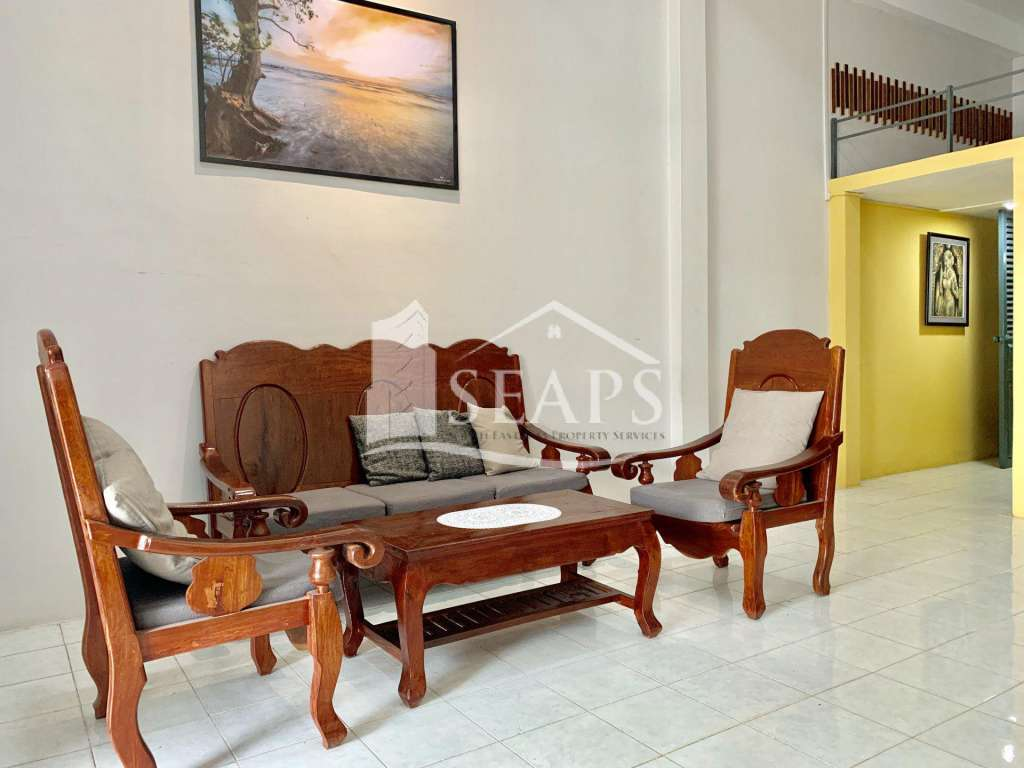 1 BEDROOM APARTMENT - FOR RENT - BKK1