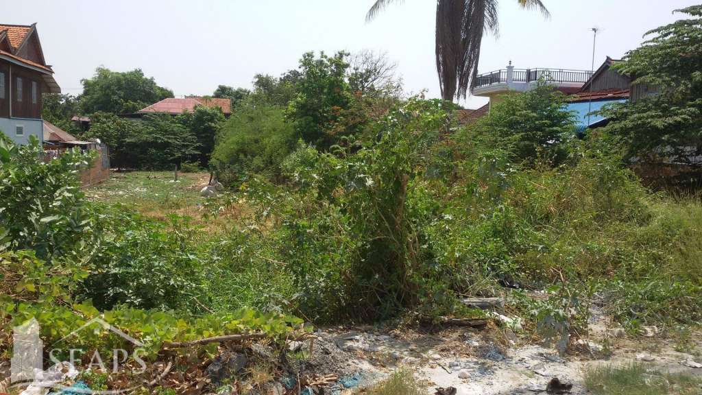 LAND FOR SALE IN CHROY CHANGVAR - STREET 6A
