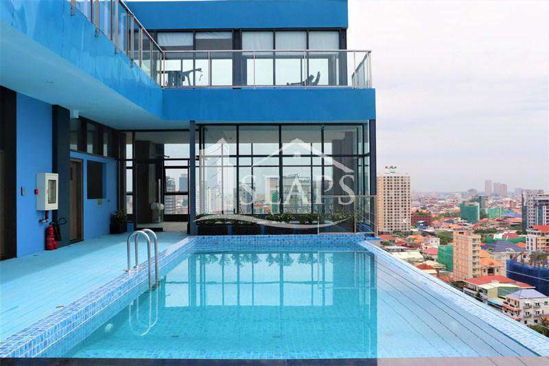 BRAND NEW APARTMENT IN BKK1 AREA
