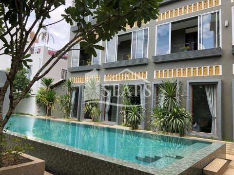 Rental Building Siem Reap