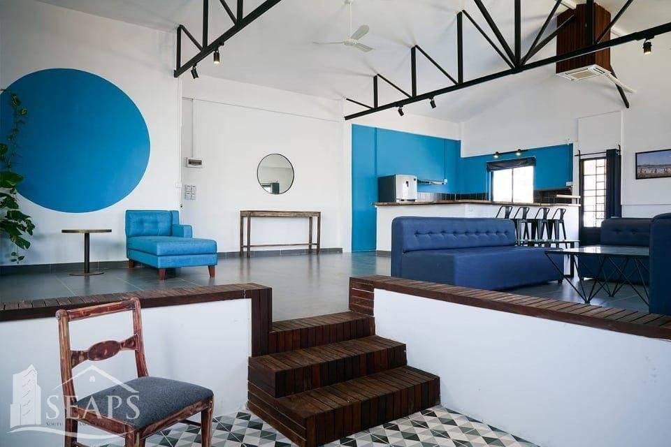 出租 公寓 Daun Penh Phsar Thmei I