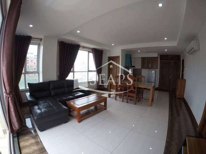 ONE BEDROOM APARTMENT FOR RENT IN BOEUNG PROLIT