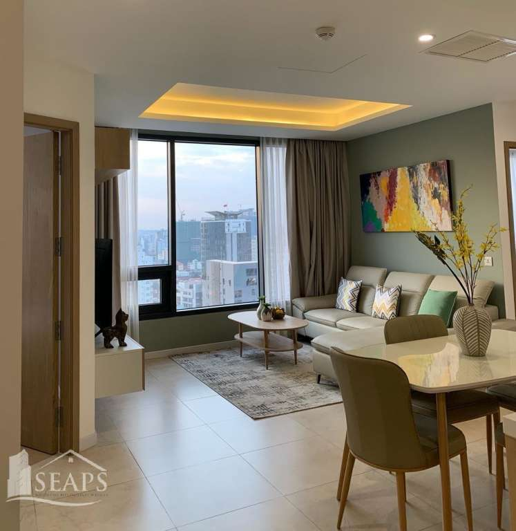 Luxuary Condo For Rent in Tonle Bassac