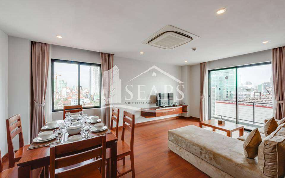 LUXURY APARTMENT - FOR RENT - BKK1