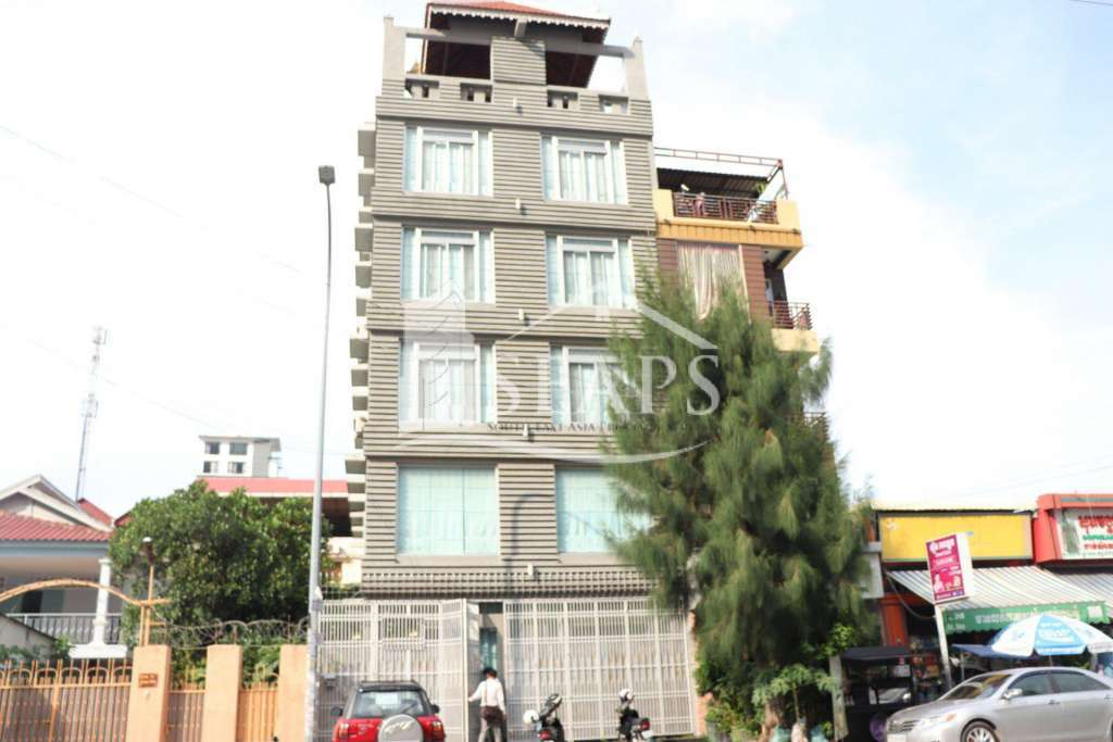 NEW BUILDING IN TOUL KORK FOR RENT