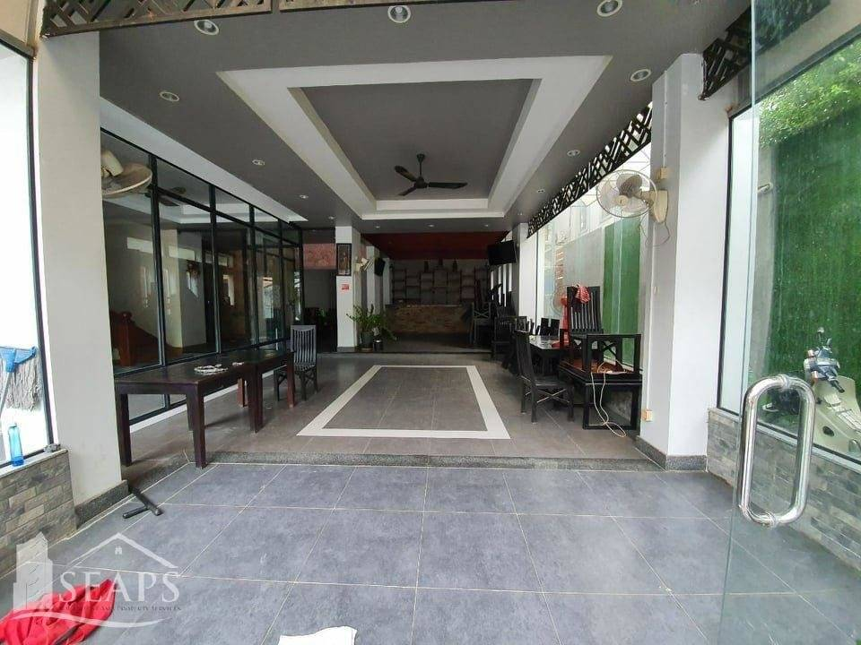 GROUND FLOOR SHOP HOUSE FOR RENT