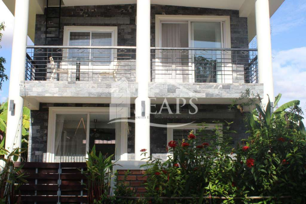 2 BEDROOM VILLA - FOR RENT - SALA KOMREUK - SIEM REAP