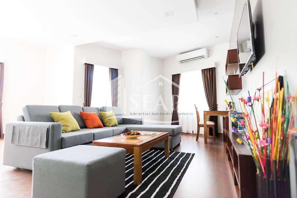 2 BEDROOM FOR RENT IN TOUL KORK AREA