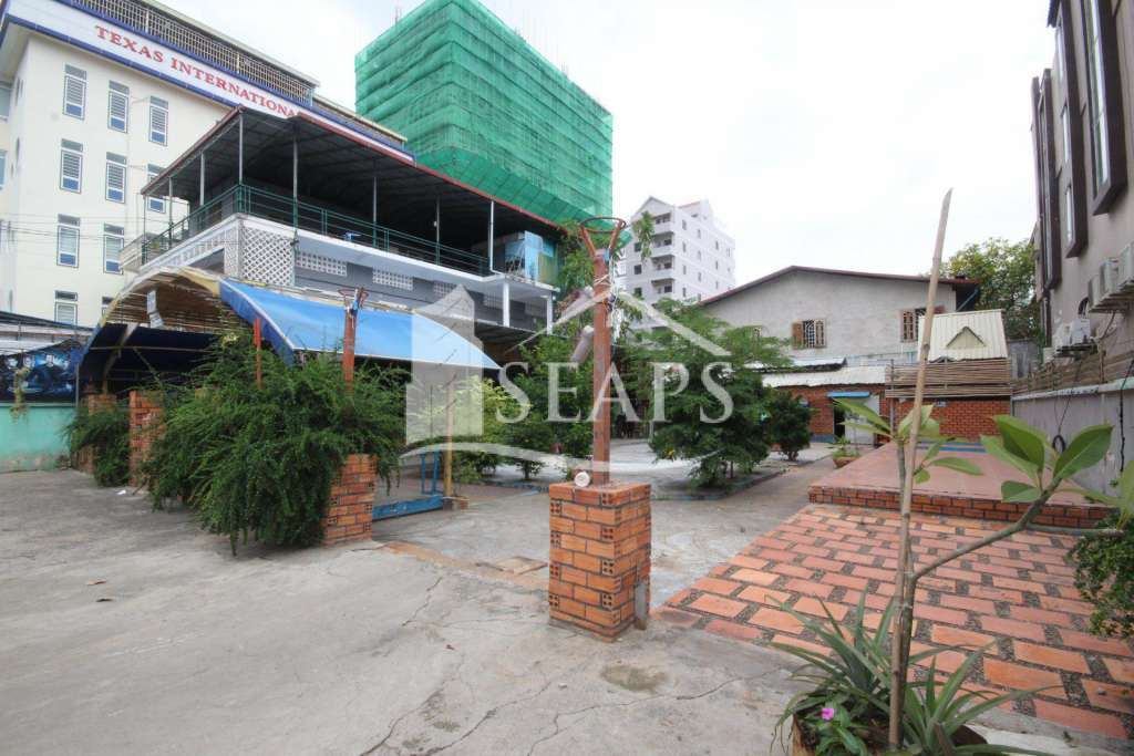 REASONABLE PRICED LAND  - BKK1 - AVAILABLE FOR LEASE