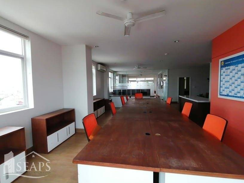 OFFICE SPACE FOR RENT IN TOUL SVAY PREY AREA