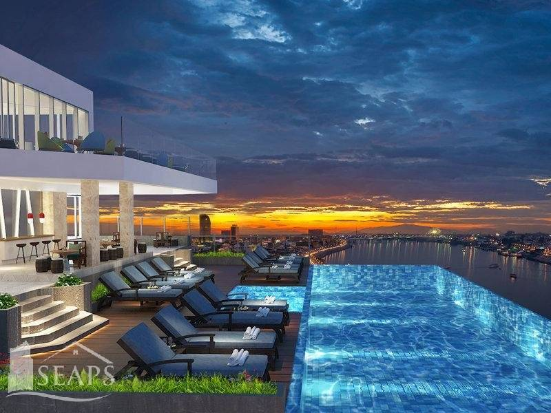 DUPLEX CONDOMINIUM FOR SALE IN THE PENTHOUSE RESIDENCE