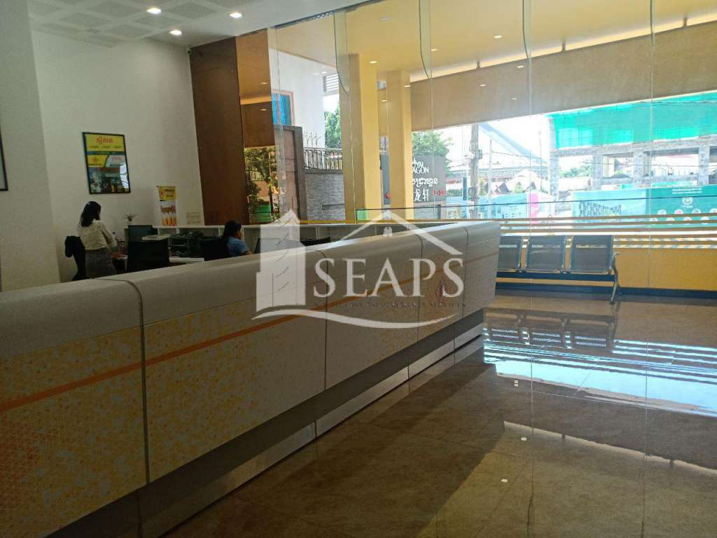 Office Space For Rent 8900$/Month Mao Setong Blvd