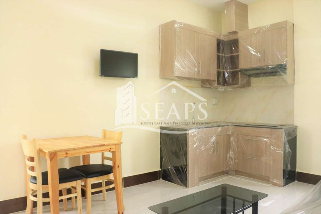 BRAND NEW APARTMENT - FOR RENT - TOUL TOM POUNG