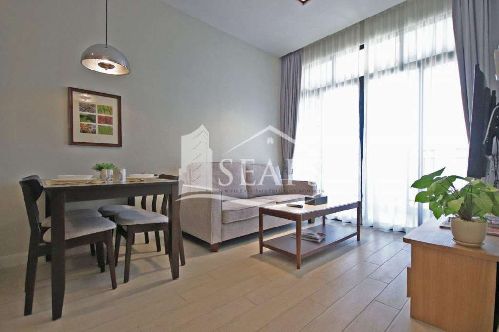 NEW APARTMENT - 1 BED - FOR RENT - BKK1