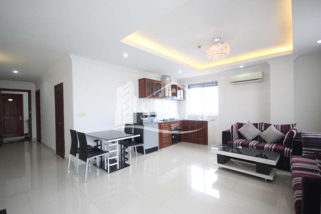 1 BEDROOM APARTMENT FOR RENT IN TOUL SVAY PREY1