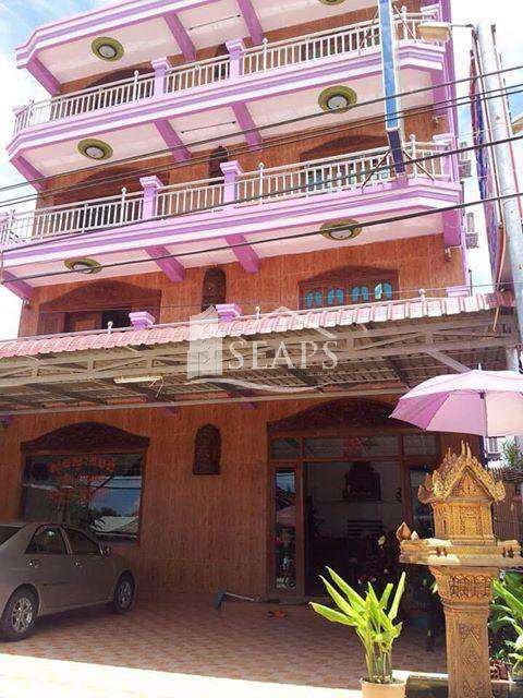 GUESTHOUSE - FOR SALE - KOH KONG