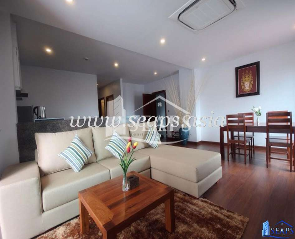BRAND NEW FURNISHED APARTMENT BKK1