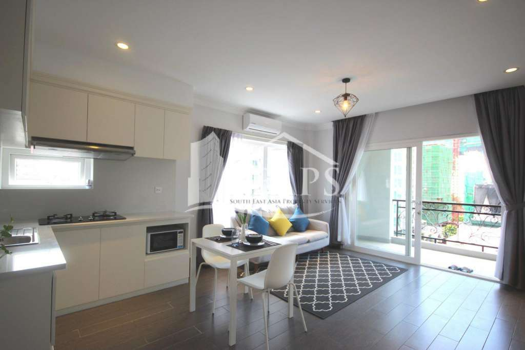 BRAND NEW APARTMENTS - 1,2,3 BED UNITS - BKK1 FOR RENT