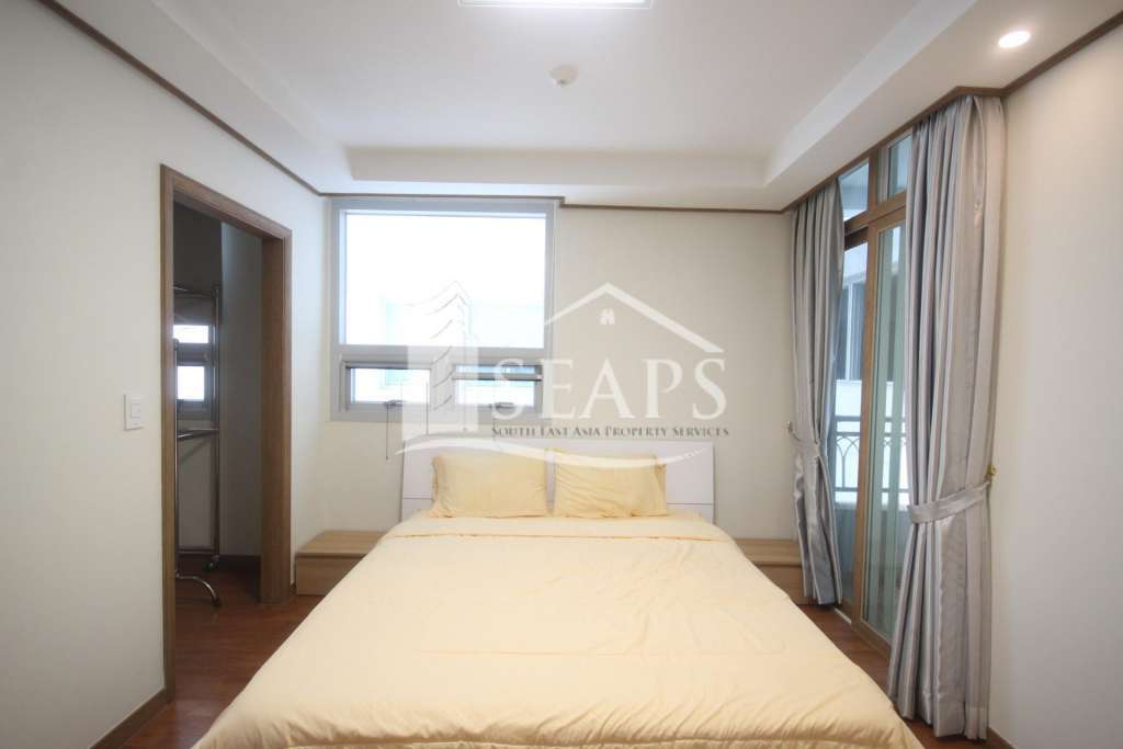 VERY BEAUTIFUL 1 BEDROOM APARTMENT IN BKK1 AREA